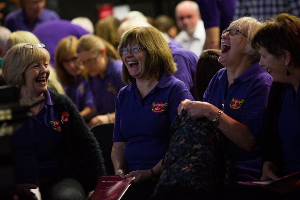 ©helenmurray UK Choir Festival Day 1-4
