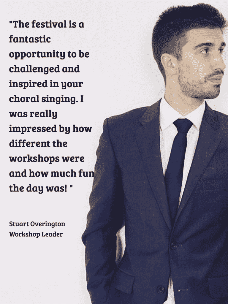 Stuart Overington Testimonial